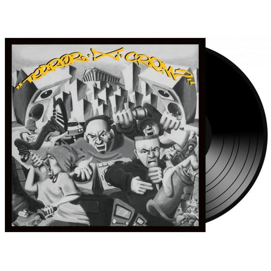 TERROX X CREW 25 YEARS ANNIVERSARY REMASTER (LP)
