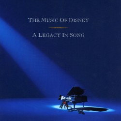 THE MUSIC OF DISNEY / A LEGASY IN SONG (3MC)