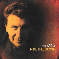 THE ART OF MIKIS THEODORAKIS (CD)
